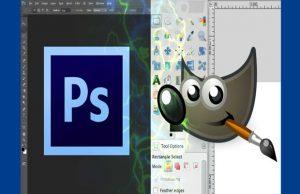 GIMP یا photoshop | عصر مجازی | vasco