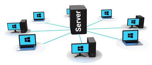 نصب و راه اندازی فایل سرور عصر مجازی