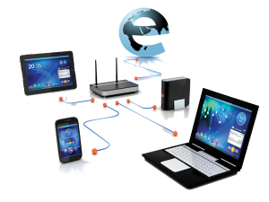 نصب و راه اندازی خدمات شبکه عصر مجازی