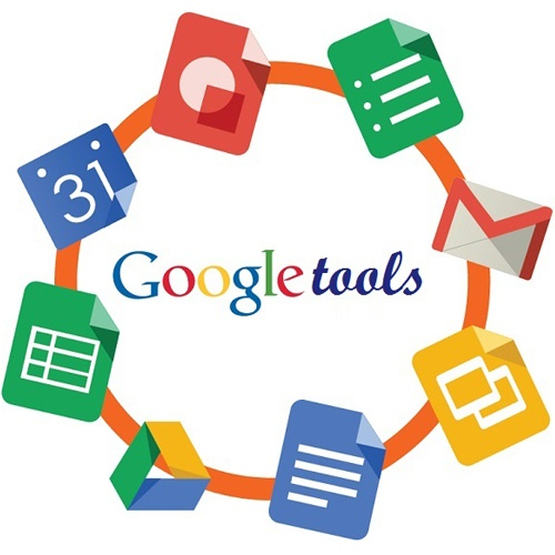 ابزارهای گوگل | عصر مجازی | vasco