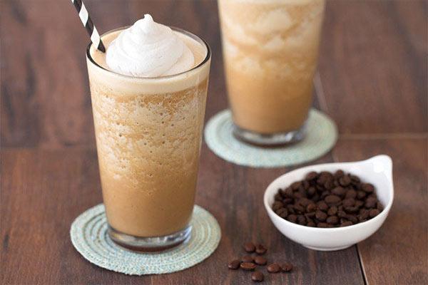 شیک قهوه